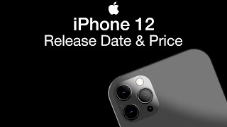 iPhone 12 Release Date and Price – iPhone 12 Design Colors Leak!