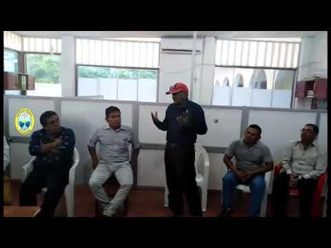 ALCALDE PARTICIPÓ EN REUNIÓN CON DIREGENTES DEL VALLE DEL SHANUSI