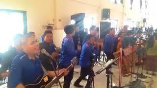 BataRa GuRu JuNioR ft Azwin Harefa 12 agustus 2017