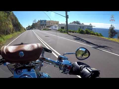 Motorcycle Ride From Coledale To Sutherland Via Royal National Park Australia