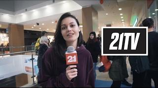 """21TV на открытии 21SHOP в ТЦ """"Золотой Вавилон"""""""