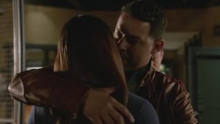 Castle 7x08 End Scene Esposito with Lanie Castle Beckett Ryan (HQ/cc)