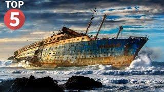 Top 5 luoghi abbandonati più belli al mondo 2