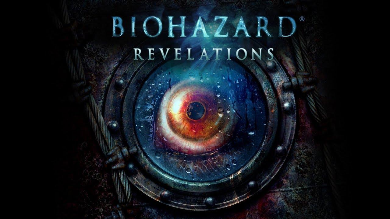 Resident Evil Revelations Chill Stream Youtube 1 Reg 3