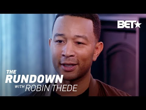 John Legend Becomes 'Black Panther' Of Jail Reform | The Rundown With Robin Thede