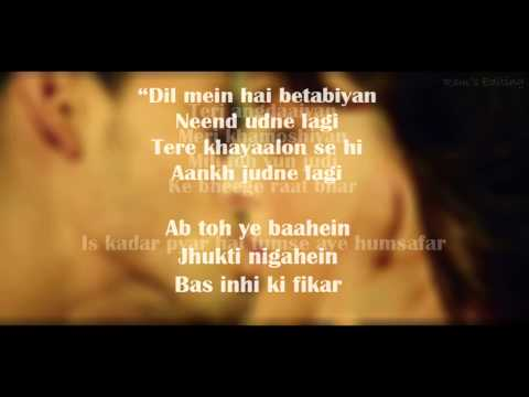 Iss Qadar Pyar Hai Song with Lyrics - Bhaag Johnny