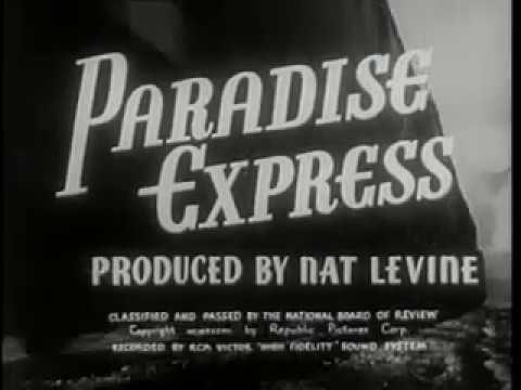 Paradise Express 1937