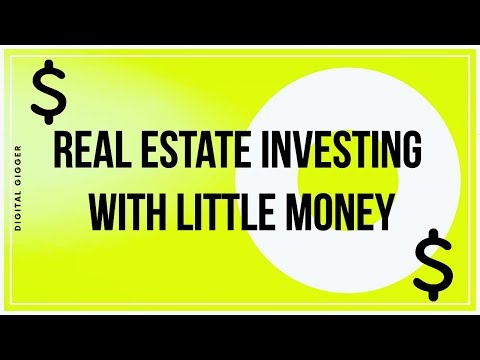 Investing in Real Estate with Little Money