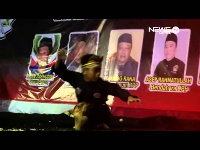 NEWSmediaindo #Features - Tradisi Keceran Pendekar Banten