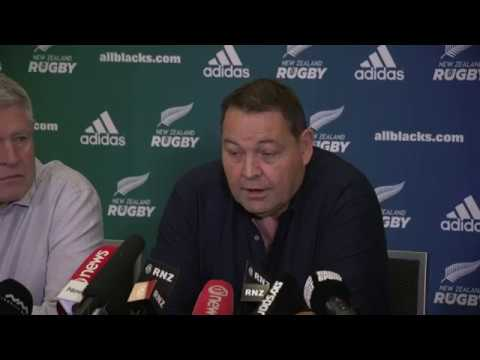 Steve Hansen will step down as coach after World Cup