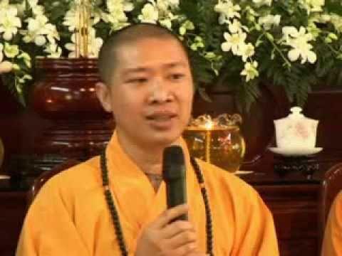 Những Bước Thăng Trầm 1/8 - ĐĐ. Thích Minh Thuận & Thích Thiện Thuận