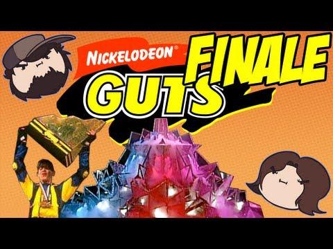 Nickelodeon Guts: Finale - PART 4 - Game Grumps VS  