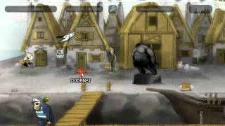 Nick Toldy and the Legend of Dragon Peninsula Walkthrough - Part 1 - Town