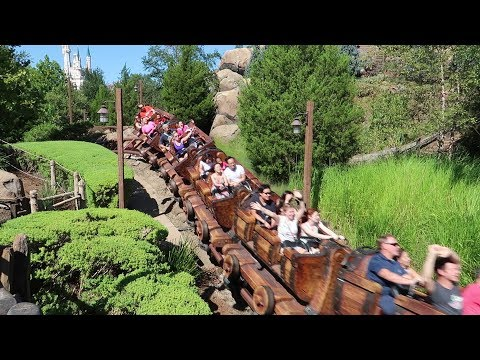 Happy PhotoPass Day At Walt Disney World's Magic Kingdom | Halloween Merch, Rides & Snacks!