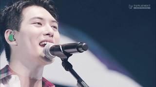 [NO Re-upload] Lee Jong Hyun 이종현 - Voice @ 180615 Metropolis SOLO Concert