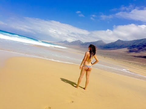 Canary Islands Adventure Travel - Fuerteventura -