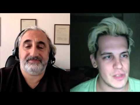 My Chat with Milo Yiannopoulos (THE SAAD TRUTH_121)