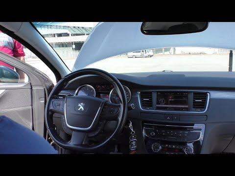 Осмотр Peugeot 508 1.6HDI 190.000 пробега за 12300$