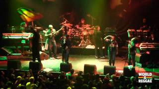 Damian Marley Live at Paradiso Amsterdam 2011 - War / No More trouble