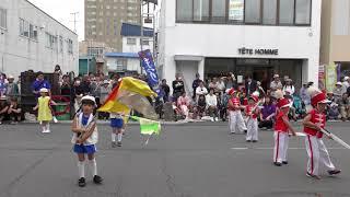 苫小牧中央幼稚園 in苫小牧港まつり201.8.5
