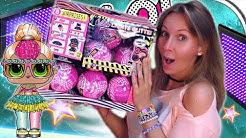 LOL Surprise Glitter Lights 🤩 NEON Serie von LOL auspacken 💥 Unboxing deutsch