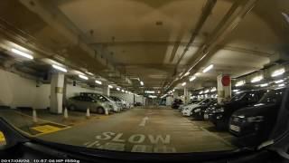 香港泊車好去處 - 又一城停車場 (入)