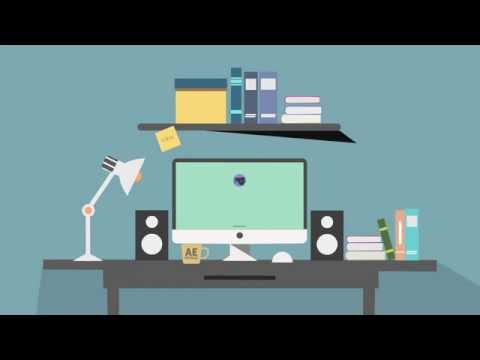 motion graphics [ After Effects ] 2D