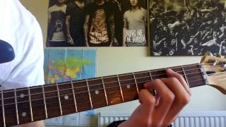 """One Last Breath"" Guitar Lesson (Creed)"