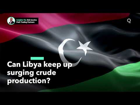 Will Libya's Oil Comeback Be Short-Lived?