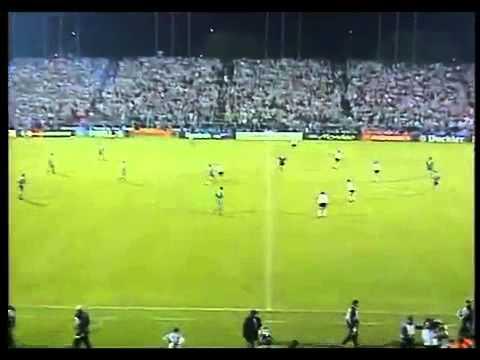 Liga Mistrzów 1995_1996_ Legia - Rosenborg