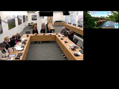 Executive Sub-Committee Lifelong Learning, Perth & Kinross Council - 29 January 2018