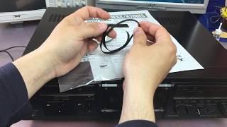 Sony TC K555ESX. Часть 2