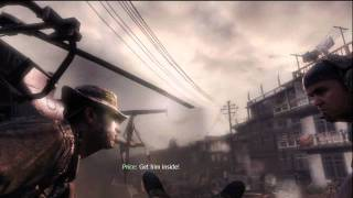 Call of Duty: Modern Warfare 3 / Prologue (Beginning of game cut scene)