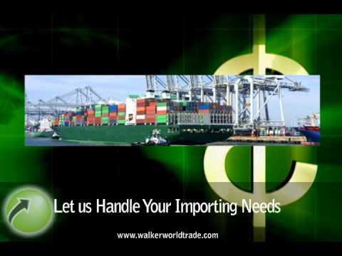 Import Freight - Walker World Trade