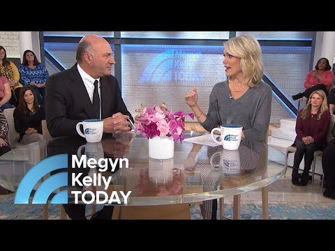 'Shark Tank' Star Kevin O'Leary On Sexual Harassment: Men Know It's Wrong | Megyn Kelly TODAY