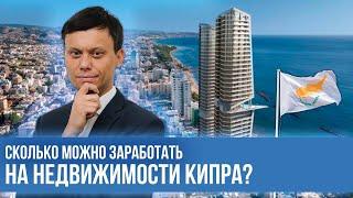Недвижимость на Кипре Сколько можно заработать на недвижимости Кипра Зарубежные инвестиции Кипр