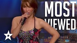 MOST VIEWED Auditions on Asia\'s Got Talent | Got Talent Global