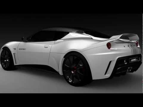 2012 Lotus Evora Gte Road Car Concept 35 Toyota V6 426 Cv Youtube