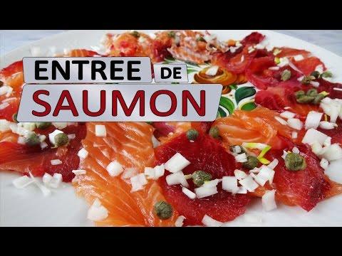 une-sympathique-entrée-de-saumon-cru-mariné- -maman-cuisine