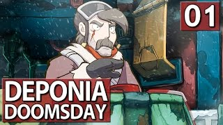 Deponia Doomsday #1 Das Kult Adventure ist zurück ► Lets Play Deponia Doomsday deutsch