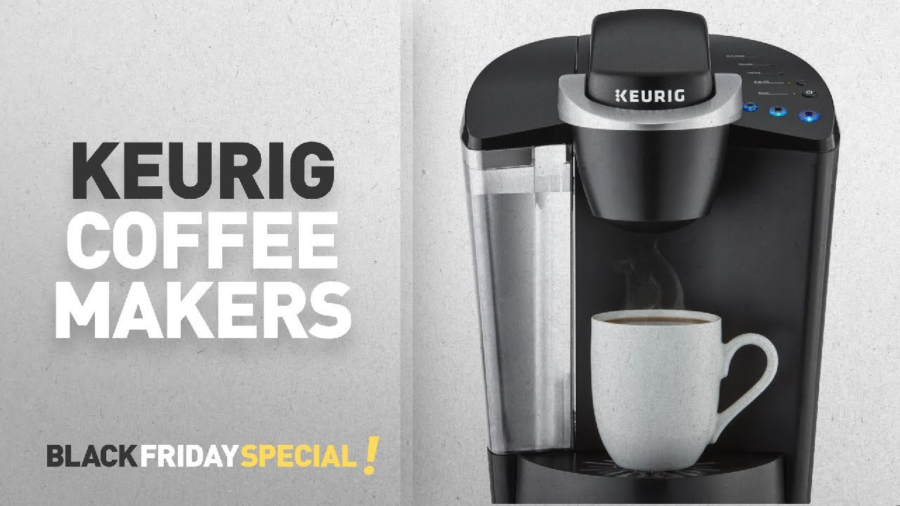 "Save Big For Black Friday - $30 Off Top Coffee Makers; *Offer valid for $30 off a Keurig® K Series Brewer or Keurig® K55 Brewer on hitmgd.tk through p.m. PST on 11/26/16, while supplies last. Enter code BREWSAVE30 in the ""Coupon(s)"" box during checkout. Free standard shipping to U.S. addresses only."