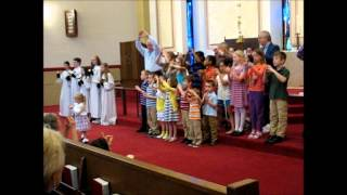Jesus In the Morning (Sunday School and Young Ringers Anthem)