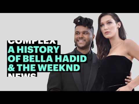 XO And The Angel: The History Of Bella Hadid And The Weeknd