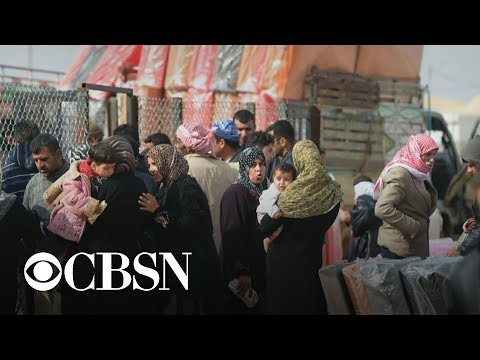 The state of the Syrian refugee crisis