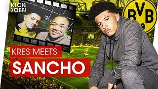 Jadon Sancho: Dortmund's rising star from England | Interview