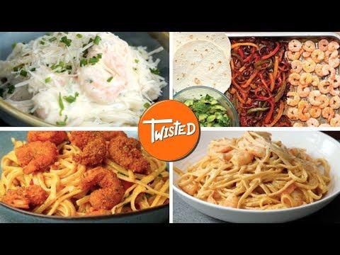 6 Simple Shrimp Dinners | Twisted
