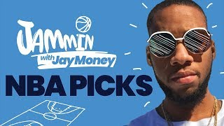 Clippers vs Pelicans + Lakers vs Rockets NBA Picks & Betting Previews | Jammin with Jay Money