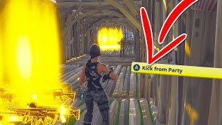 DUMB Scammer TRUSTED ME With His INVENTORY! (He loses it all) - Fortnite Save The World