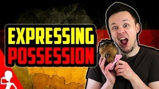 Expressing Possession or Two Germans One Cup | Learn German for Beginners | Lesson 15