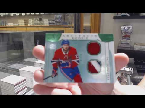 19-20 Upper Deck Artifacts Hockey 5 Box Break - C&C GB #11,759 from YouTube · Duration:  8 minutes 12 seconds